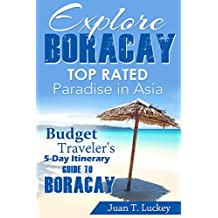 Boracay Island, Philippines – Explore Boracay 5-Day Tour Itinerary