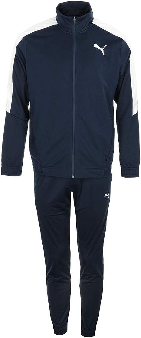 PUMA Classic Tricot Suit Cl Chándal, Hombre: Amazon.es: Deportes y ...