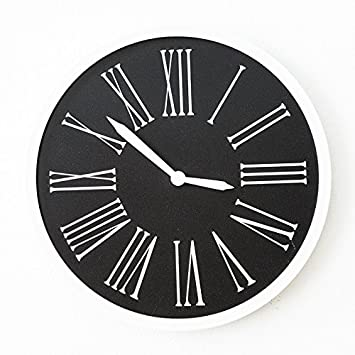 Amazoncom Jedfild Living Room Clock12 European Roman