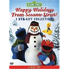 Happy Holidays From Sesame Street!: 3-DVD Gift Col (2010)