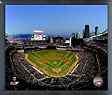 "Target Field Minnesota Twins MLB Photo (Size: 17"" x 21"") Framed"