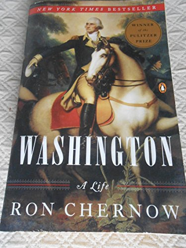 Book cover from Washington: A Life by Ron Chernow