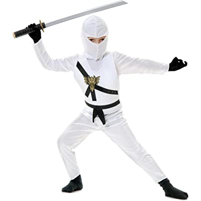Ninja Avenger II Costume - Large: Clothing