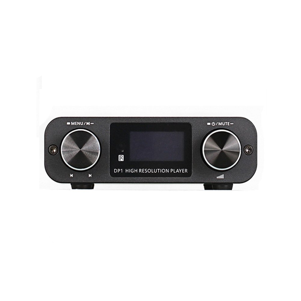Unterhaltungselektronik Digital-analog-wandler Smsl Dp1 Digital Player Usb Sd Karte 32bit Audio Dac Mit Eingebauten Kopfhörer Verstärker Hohe Auflösung Musik Player