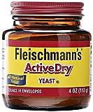 Fleischmann's Classic Original Yeast, Jar, 4 oz