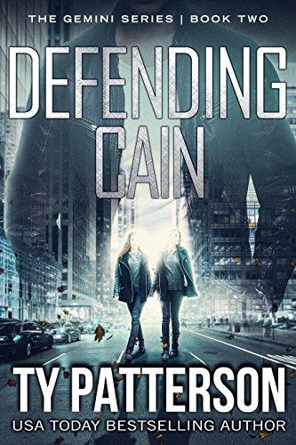 Gemini Series - Defending Cain: An Unputdownable Mystery Suspense Novel (Gemini Series of Thrillers Book 2)
