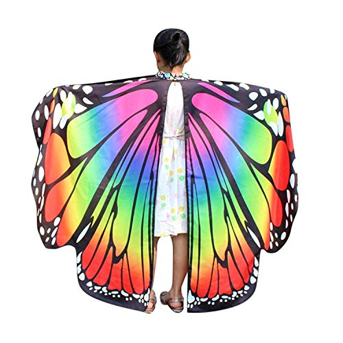(Shireake Baby Cartoon Butterfly Wings Costume Play Butterfly Wings for)