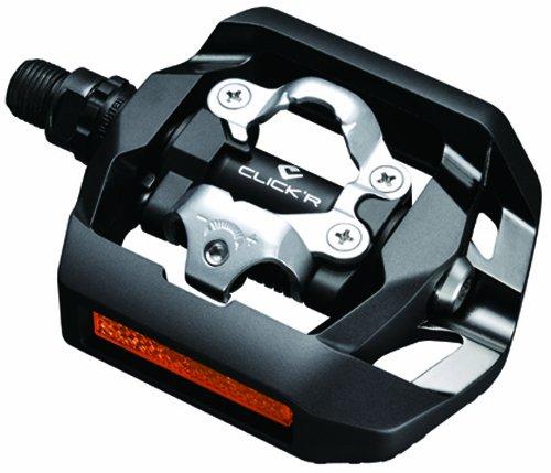 Shimano PD-T420 track pedel Click'R black