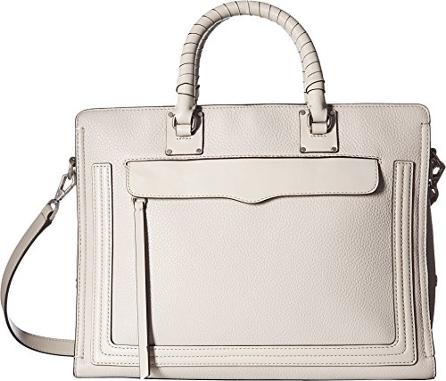 Zip Bree Putty Satchel Womens Top Rebecca Minkoff Large qEx1wCnv6X
