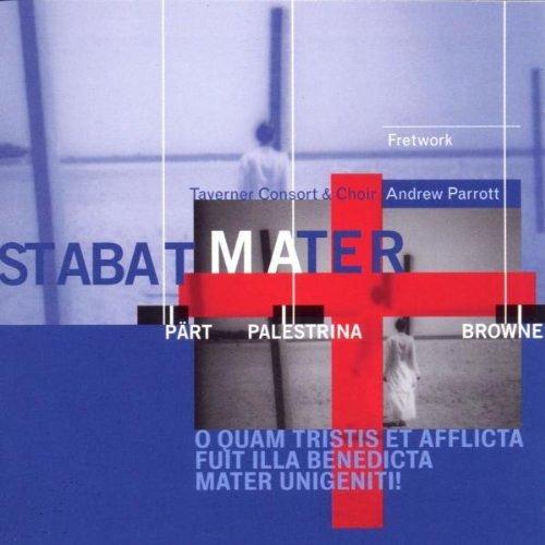 Stabat Mater / Parrott by Angel Records