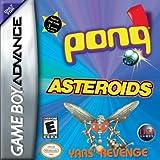 Destination Software 103072 Compilation Asteroid- Pong-