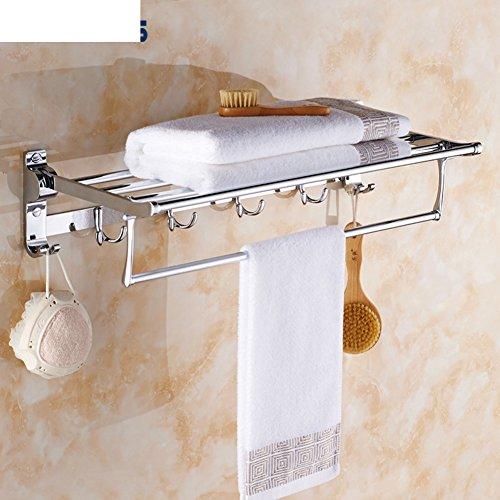 60%OFF towel rack/Towel shelf /Bathroom accessories/the shelf in the bathroom-B