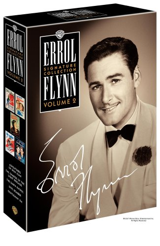 The Errol Flynn Signature Collection, Vol. 2 (The Charge of the Light Brigade / Gentleman Jim / The Adventures of Don Juan / The Dawn Patrol / Dive Bomber) by Signature