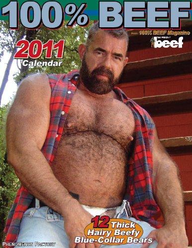 bear hairy Burly