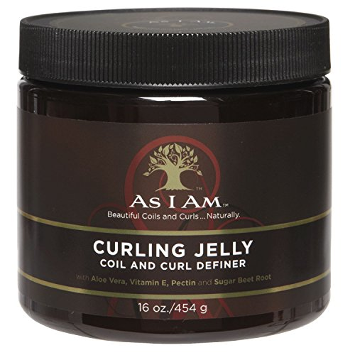 As I Am Curling Jelly, 16 Ounce