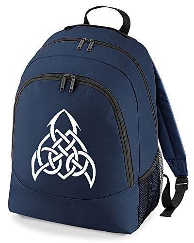 Bag unisex Backpack Fatcuckoo Arrow Celtic Navy Rucksack From I5qc1