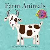 img - for Farm Animals (Lisa M Gardiner: First Words) book / textbook / text book