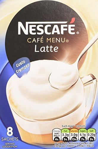 Nescafe - Café Menu - Latte - 156g
