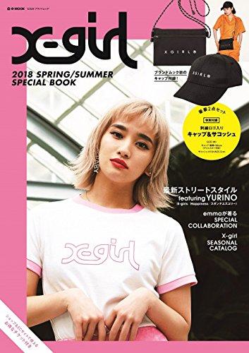 X-girl 2018年春夏号 画像 A