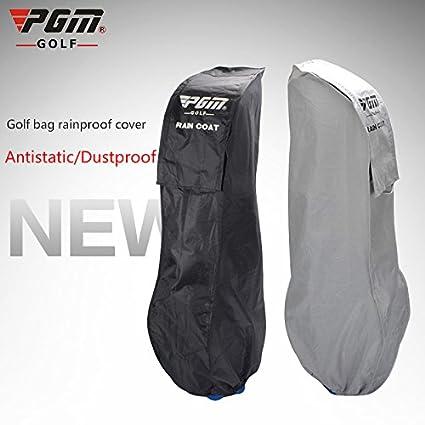 PGM golf bag golf bag rainproof cover Golf sunscreen coat dustproof coat   Amazon.in  Garden   Outdoors d4c9982abf203