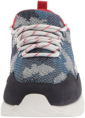 Diesel Herren Skb S-Kby-Sneakers Y01534 Sneaker Multicolor Tropical Sea