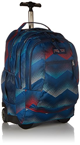 20673d1328494 JanSport Driver 8 Core Series Wheeled Backpack (B0007QCRUS)