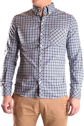 Cotton Dolce Gabbana Dress Shirt & (Dolce e Gabbana Men's Mcbi099358o Multicolor Cotton Shirt)