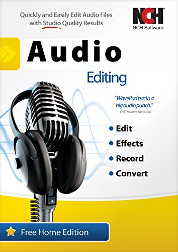 Free NCH Audio Editor [Download] Audio Music Software