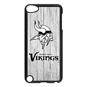 Ipod Touch 5 Phone Case Minnesota Vikings Logo W66MV73316