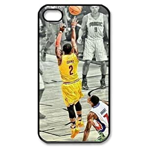 Kyrie Irving Custom Durable Hard Plastic Case Cover LUQ921183 For Iphone 4,4S
