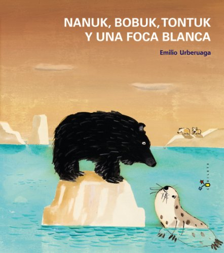 nanuk-bobuk-tontuk-y-una-foca-blanca-cubilete-dice-cup-spanish-edition