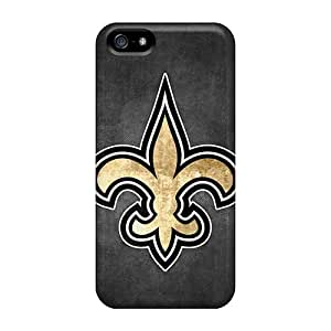 For Iphone Cases, High Quality New Orleans Saints For Iphone 5/5s Covers Cases