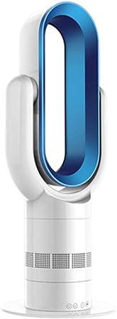xb Filtro De Aire De Iones Negativos del Ventilador De Enfriamiento del Ventilador Sin Aspas (Azul): Amazon.es: Hogar