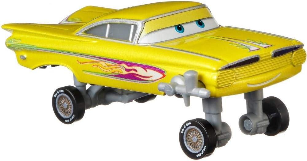 Disney Pixar Cars Yellow Hydraulic Ramone Toys Games Amazon