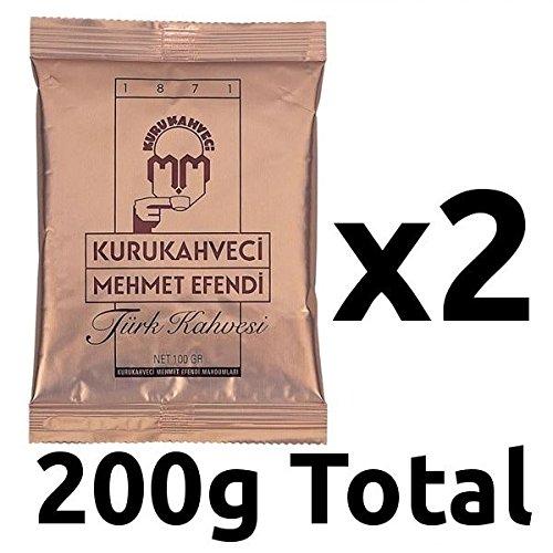 café turco kurukahveci caife tuircis préimhe es Fearr Duitse 2x 100G–turco–Tostado–café molido café...