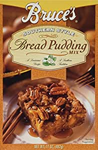 Bruce's, Southern Style Bread Pudding Mix, 17oz Box