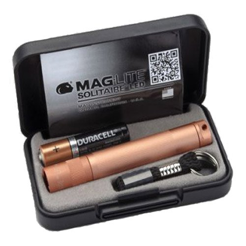 Maglite Solitaire LED AAA Flashlight Presentation Box  - J3A