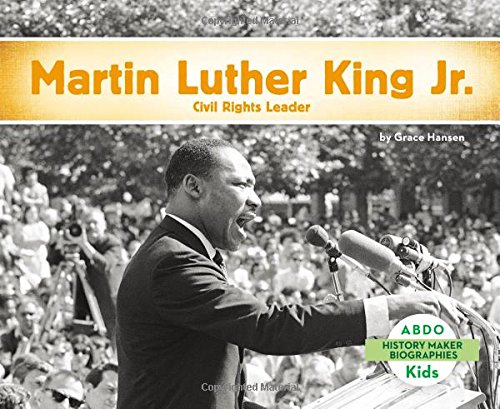 Martin Luther King, Jr.: Civil Rights Leader (History Maker Biographies) ebook