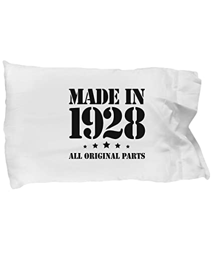 DesiDD 90th Birthday Pillowcase
