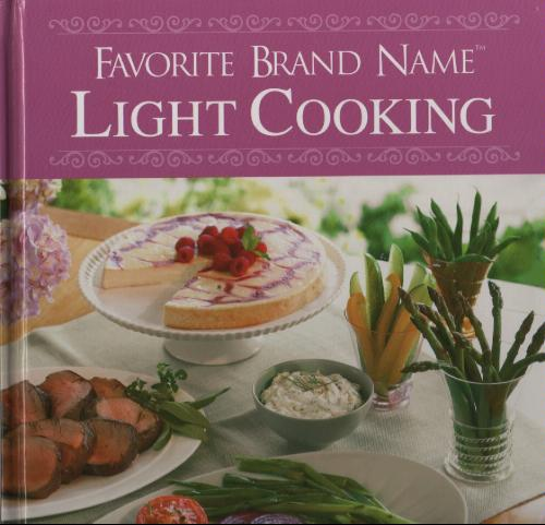 Favorite Brand Name Light Cooking pdf