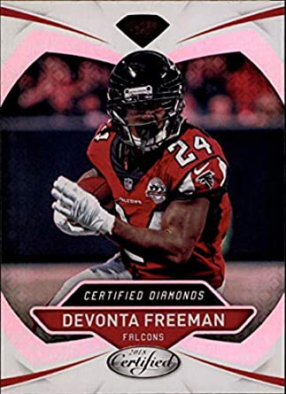 newest collection 068ca 41bcf Amazon.com: Football NFL 2018 Panini Certified Diamonds #10 ...