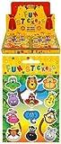 24 x Jungle Animal Sticker Sheets