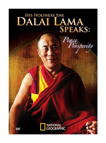 His Holiness the Dalai Lama Speaks: Peace and Prosperity / DVD