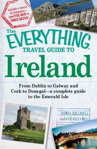 Everything Travel Guide Ireland complete product image