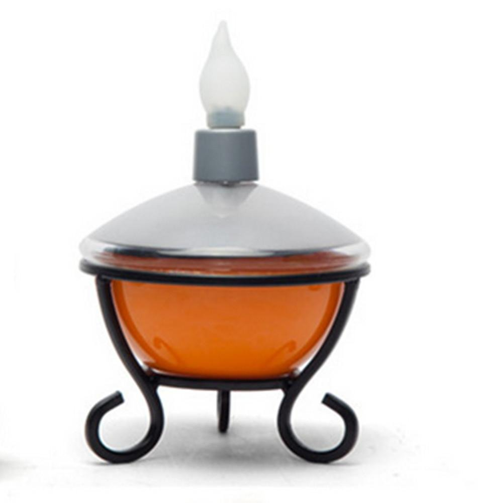 DMMSS Creative Fashion Antique European Style Lamp Retro Kerosene Lamp Solar Energy Lamp Bedside Bedroom Decoration Touch Sensor