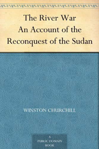 Tapestry Winston - The River War An Account of the Reconquest of the Sudan