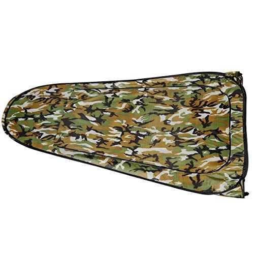 Generic YC-US2-160128-185 <8&30811> ouflageg Toilet Ch Toilet Changing Tent Portable Pop UP Camping Room Fishing & Bathing Camouflage Portable Po by Generic (Image #3)