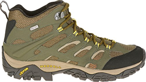 Merrell Men's Moab Mid Waterproof Hiking - Traction Control Boots Shopping Results
