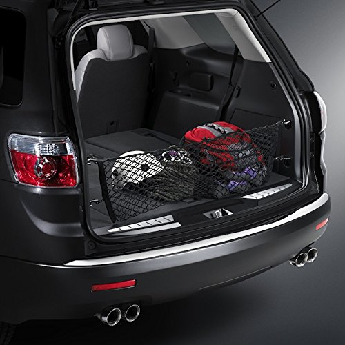 Gmc Cargo - Envelope Trunk Cargo Net For GMC Acadia Buick Enclave Chevy Traverse 2010 - 2016