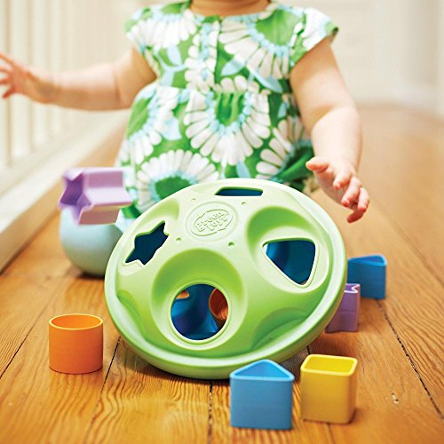 Green Toys Shape Sorter, Green/Blue by Green Toys (Image #3)